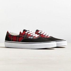 Brand New - Vans Era Tartan Plaid Sneaker